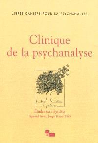 Libres cahiers pour la psychanalyse. n° 20, Clinique de la psychanalyse