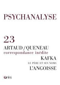 Psychanalyse. n° 23