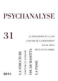 Psychanalyse. n° 31, L'amour fou chez Duras
