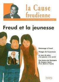 Cause freudienne (La). n° 64, Freud et la jeunesse