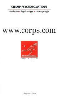 Champ psychosomatique. n° 43, www.corps.com