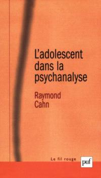 L'adolescent dans la psychanalyse : l'aventure de la subjectivation