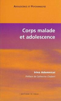 Corps malade et adolescence
