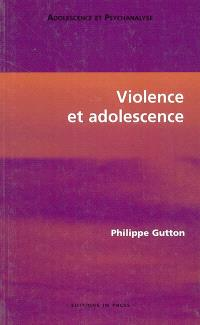 Violence et adolescence