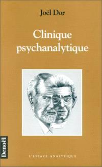 Clinique psychanalytique
