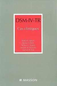 DSM-IV-TR, cas cliniques