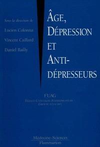 Age, dépression et antidépresseurs