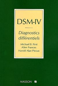 DSM-IV : diagnostics différentiels