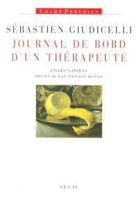Journal de bord d'un thérapeute : études cliniques