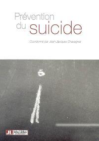 Prévention du suicide