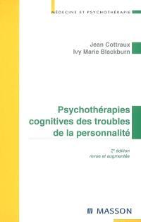 Psychothérapies cognitives des troubles de la personnalité