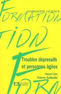 Troubles dépressifs et personnes âgées