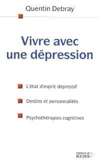 Vivre avec une dépression