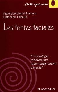 Les fentes faciales : embryologie, rééducation, accompagnement parental