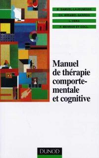Manuel de thérapies comportementales et cognitives