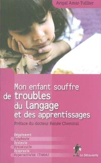 Mon enfant souffre de troubles du langage et de l'apprentissage