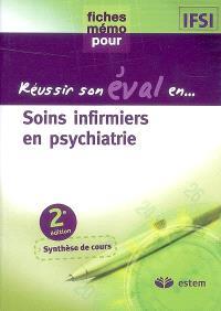 Soins infirmiers en psychiatrie