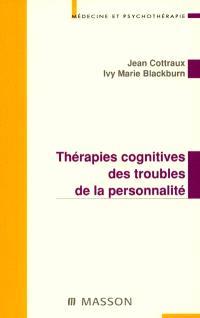 Thérapies cognitives des troubles de la personnalité