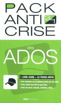 Pack anti-crise 2 en 1 des ados