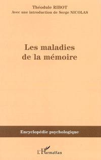 Les maladies de la mémoire (1881)