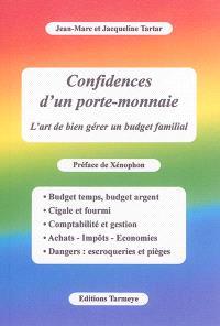 Confidences d'un porte-monnaie : l'art de bien gérer un budget familial