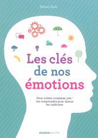 Les clés de nos émotions : peur, colère, tristesse, joie : les comprendre pour mieux les maîtriser