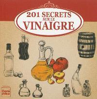 201 secrets sur le vinaigre