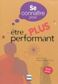 Etre plus performant