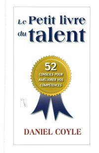 Le petit livre du talent
