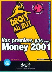 Vos premiers pas avec Money 2001 : versions Standard et Suite financière