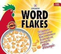 Word flakes : 365 pensées positives pour bien commencer la journée en faisant le plein d'énergie : organic words