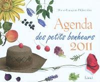 Agenda des petits bonheurs : 2011