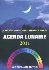 Agenda lunaire 2011