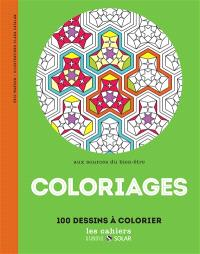Aux sources du bien-être avec le coloriage