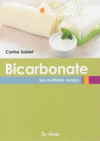Bicarbonate : ses multiples usages