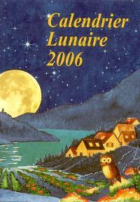 Calendrier lunaire 2006
