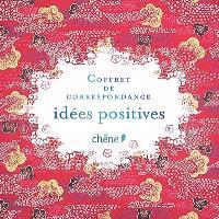 Idées positives : coffret de correspondance