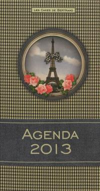 L'agenda 2013 des Cakes de Bertrand