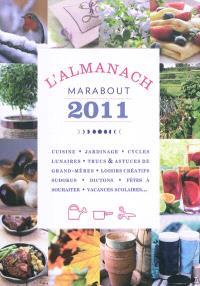 L'almanach Marabout 2011