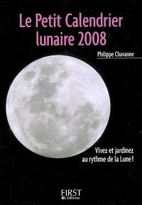 Le petit calendrier lunaire 2008