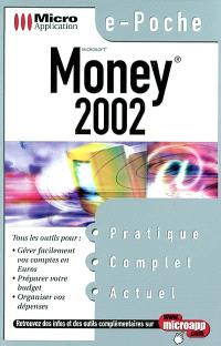 Microsoft Money 2002
