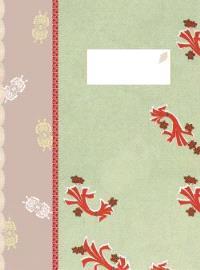 Mini cahier esprit du Japon gris