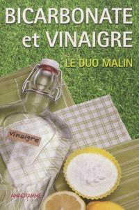 Vinaigre & bicarbonate : le duo malin