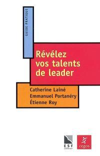 Révélez vos talents de leader