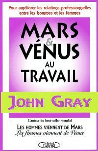 Mars et Vénus au travail