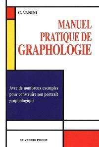 Manuel pratique de graphologie