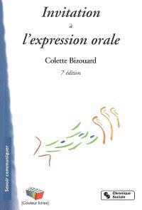 Invitation à l'expression orale