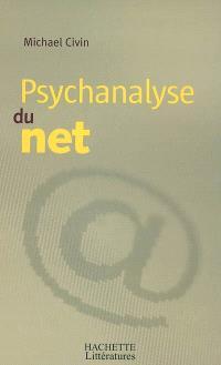 Psychanalyse du Net