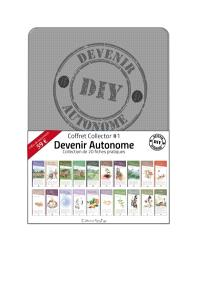 Coffret collector 1 Devenir autonome : collection de 20 fiches pratiques