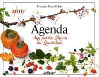 Agenda 2016 des petits riens du quotidien